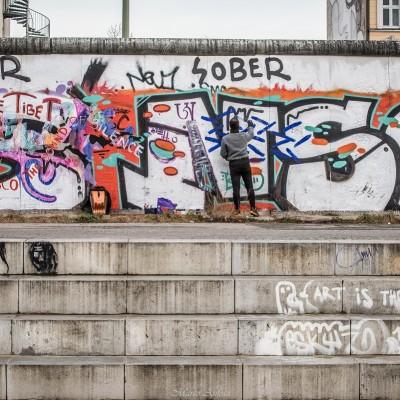 Il Muro ed i suoi artisti.
